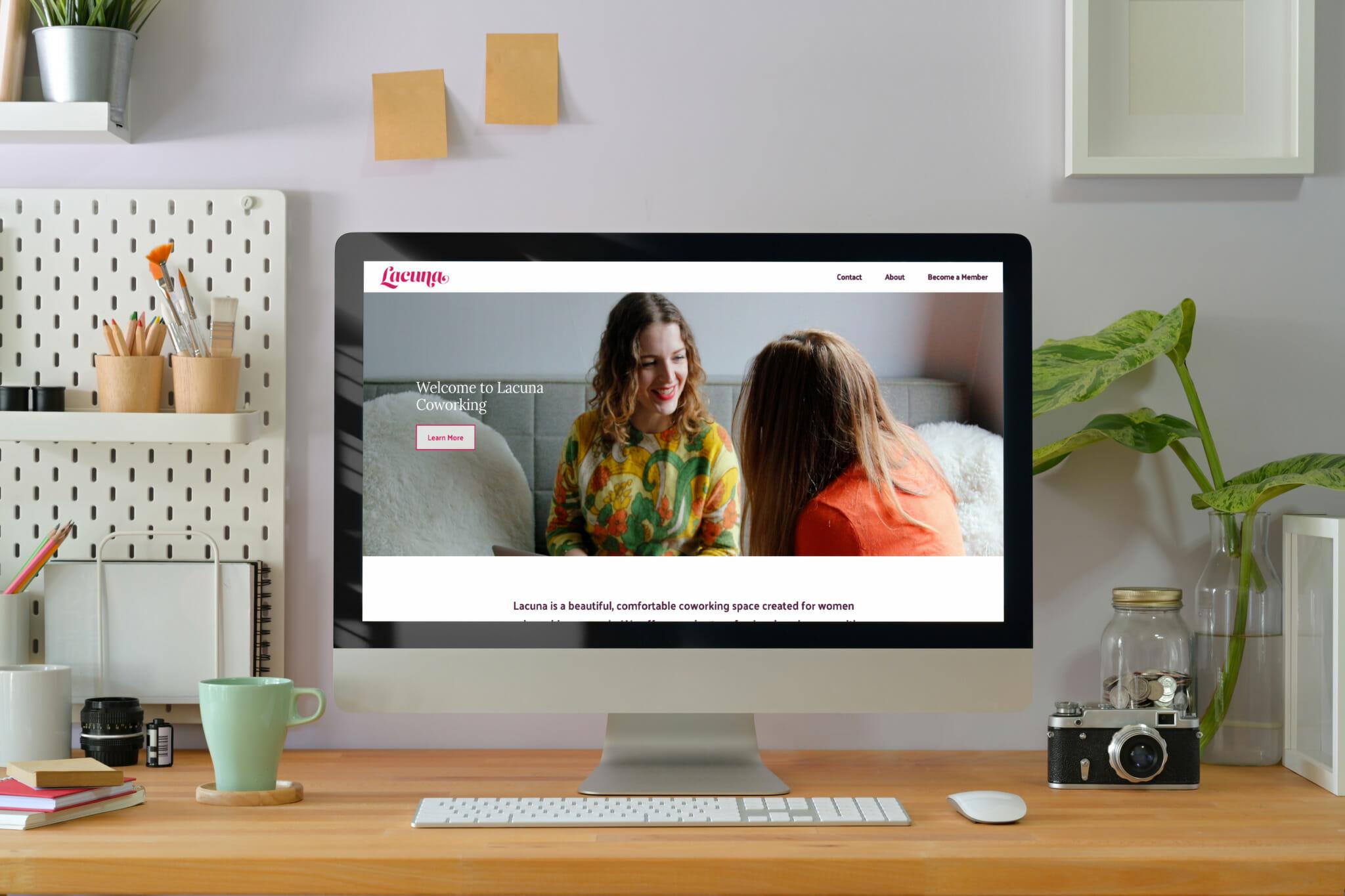 Lacuna Website